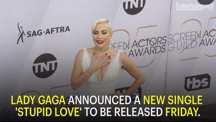 Lady Gaga announces new single 'Stupid Love' ahead of LG6 album