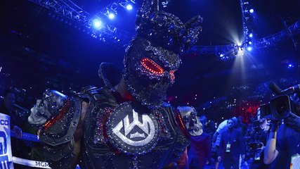 Deontay Wilder Blames Pre-Fight Costume For Loss To Tyson Fury