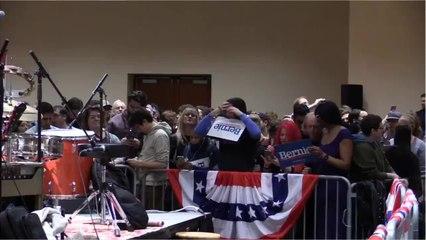 Sanders: South Carolina Democratic Debate