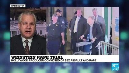 "Harvey Weinstein's conviction will ""provide a benchmark for cases going forward"", says Eric Lisann"