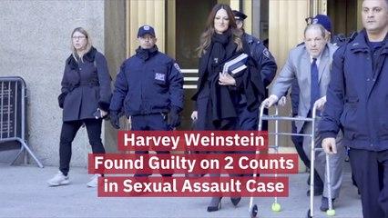 Harvey Weinstein Is Guilty