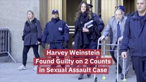 Harvey Weinstein Is Guilty
