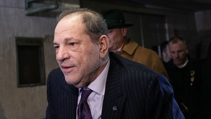 Harvey Weinstein Gets Send To Hospital Before Being Moved To Rikers jail