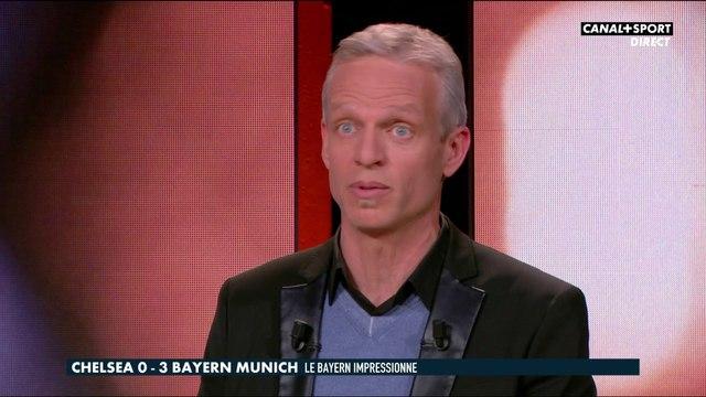 Le Bayern impressionne à Chelsea