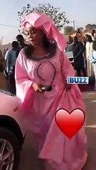 Sokhna Aida Diallo todj na Thiante yii Ngabou avec ses pas de danse
