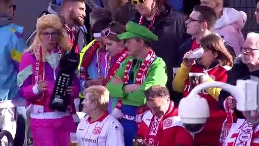 Freiburg - Fortuna Düsselfdorf (0-2) - Maç Özeti - Bundesliga 2019/20