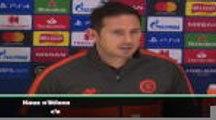 """Lampard : """"Nous avons reçu une grande leçon"""""""
