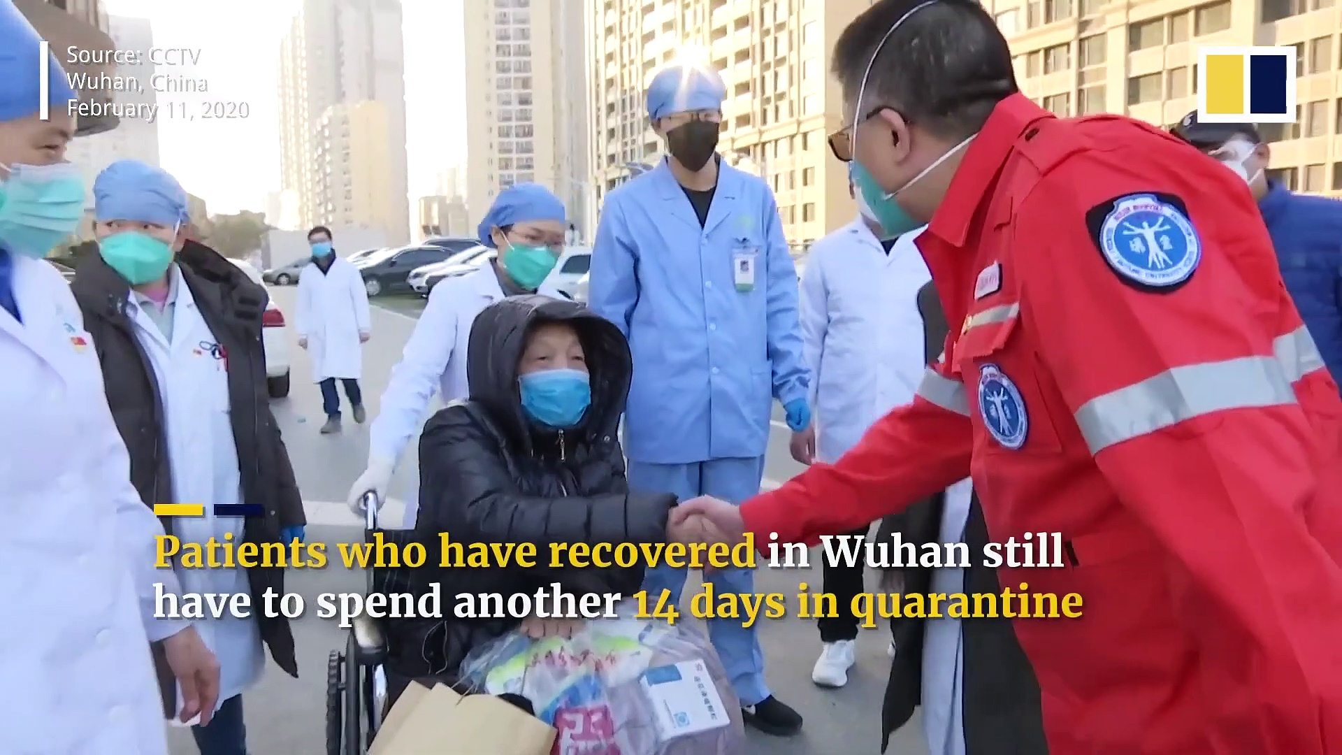 CORONAVIRUS.  WUHAN HAS BEEN IN LOCK DOWN FOR AN ENTIRE MONTH