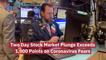 Coronavirus Infects The Stock Market