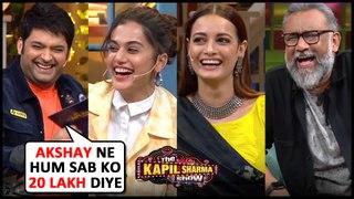 Kapil Sharma COMEDY With Taapsee, Dia Mirza, Anubhav Sinha | The Kapil Sharma Show THAPPAD Episode