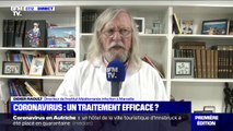 Le Pr Didier Raoult affirme qu'un traitement contre le paludisme pourrait être efficace contre le coronavirus