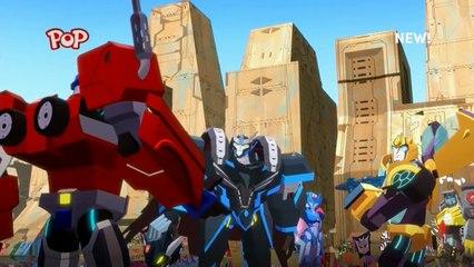 Transformers: Cyberverse - [Season 3 Episode 25]: Silent Strike