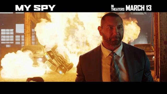 My Spy movie (2020) - Dave Bautista, Chloe Coleman