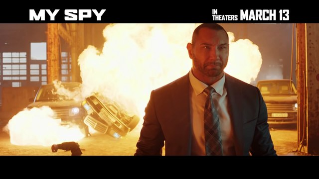 My Spy Movie - Natural - Dave Bautista