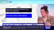 Les artistes francophones cartonnent à l'étranger