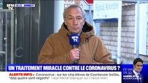Le Pr Olivier Bouchaud n'exclut pas la piste de la chloroquine pour traiter le coronavirus