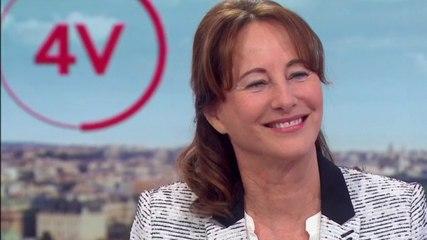 Ségolène Royal - Les 4 vérités (France 2) - Mercredi 26 février