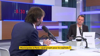 Cédric Villani - Franceinfo mercredi 26 février 2020