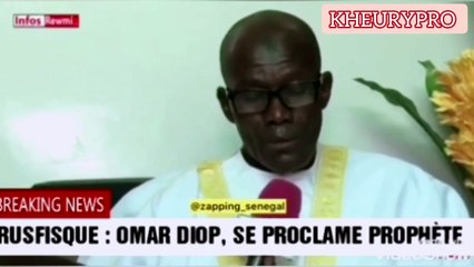 URGENCE KHEURYPRO ATAQUE OUMAR DIOP FAUX PROPHÈTEQUESTIONS  RÉPONSE