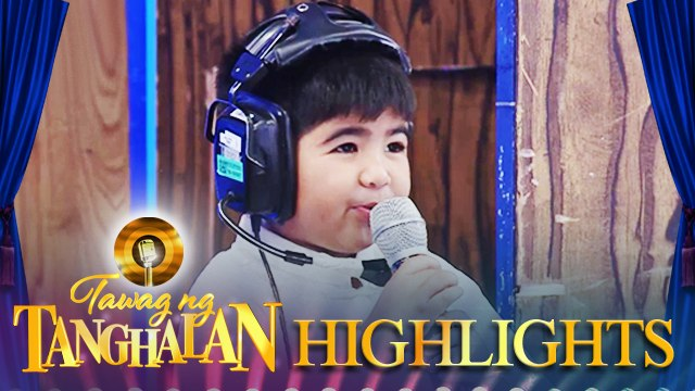 Yorme acts as It's Showtime's floor director | Tawag ng Tanghalan