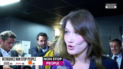 Carla Bruni Raphael Enthoven Fait Une Jolie Confidence Sur Une De Ses Chansons Video Dailymotion