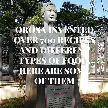 Maria Orosa's Inventions