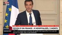 """Coronavirus - Olivier Véran, ministre des Solidarités et de la santé: """"Il n'y a pas de malade identifié à Turin. Il n'a pas lieu d'empêcher les supporters italiens de se rendre à ce match de football"""""""