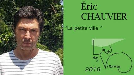 """""""La petite ville"""" de Éric CHAUVIER"""