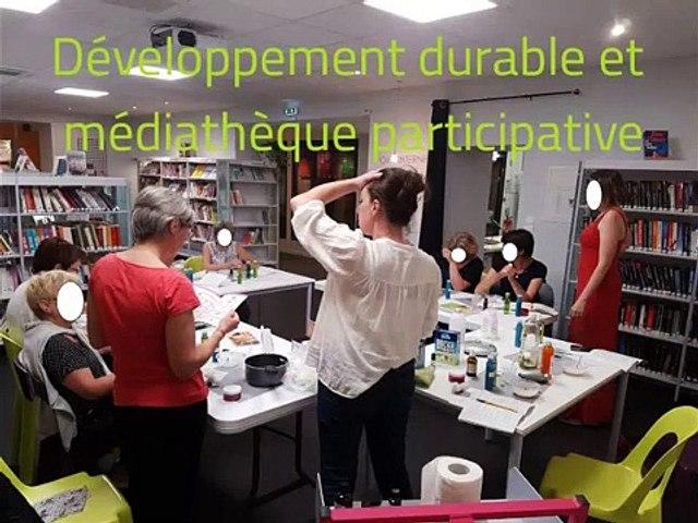 Développement durable et médiathèque participative - Autour du métier #1