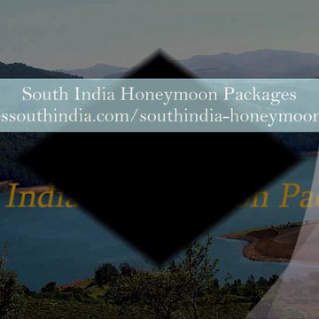 best honeymoon packages in south india