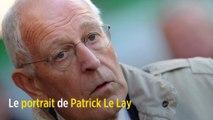 Le portrait de Patrick Le Lay