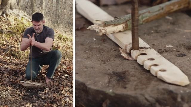 How to Start a Fire With Your Bare Hands