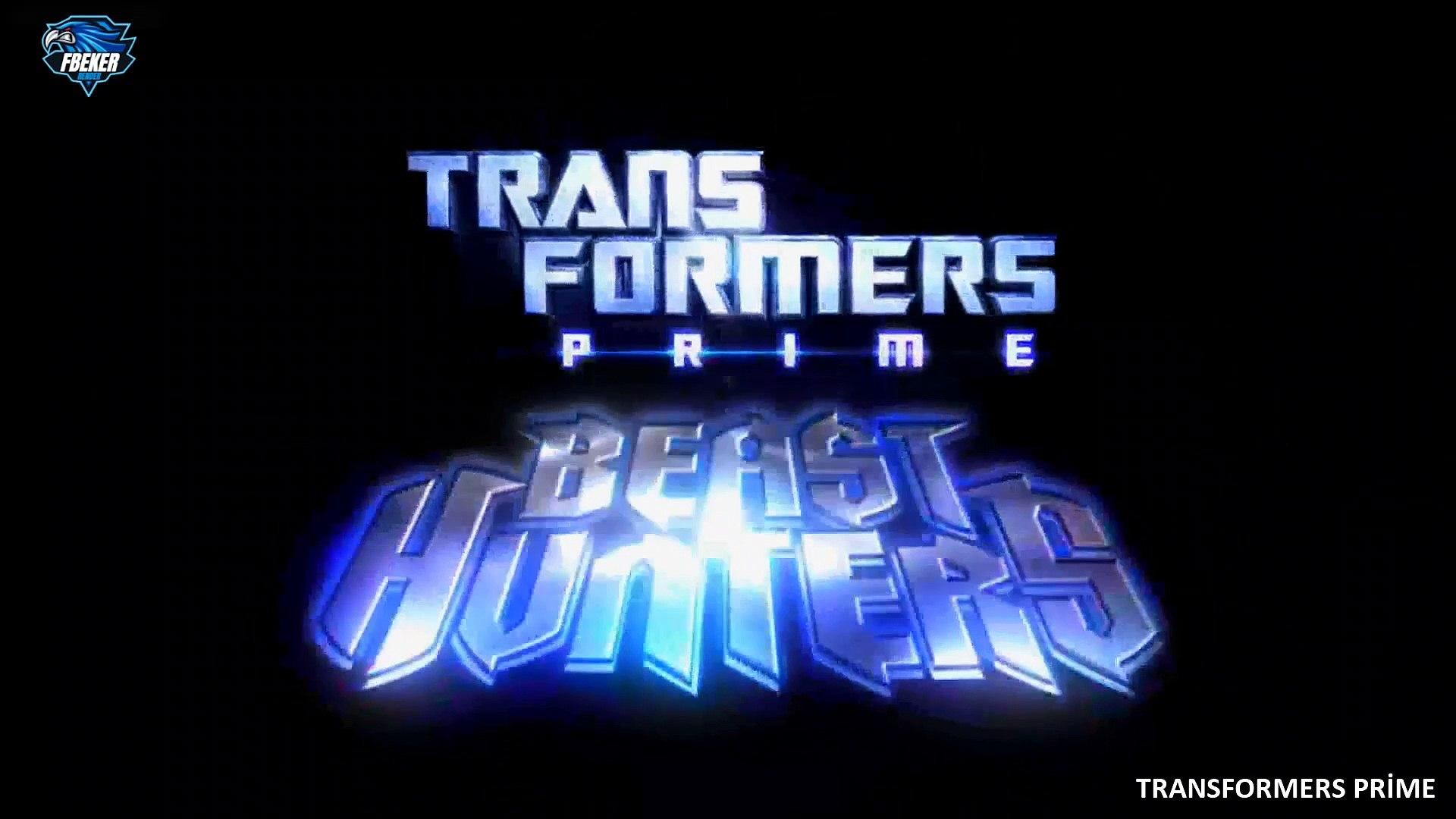Transformers Prime 58.Bölüm Emir Komuta Zinciri  Full Hd