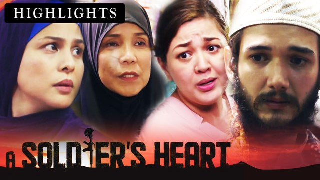 Rasheed learns of Yasmin and Minda's meeting | A Soldier's Heart