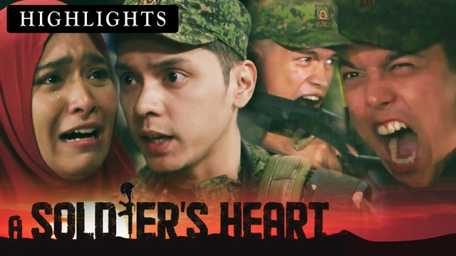 The Scout Rangers go on their first test mission | A Soldier's Heart