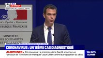 """Coronavirus: pour Olivier Véran, """"les frontières géographiques n'ont pas de sens quand on parle de risque épidémique"""""""