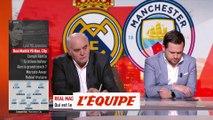 Le Real avec Modric et Vinicius Jr - Foot - C1