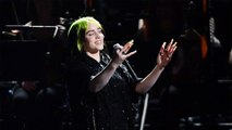 Billie Eilish donates signed T-shirts to school fundraising drive