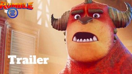 Rumble Trailer #1 (2021) Ben Schwartz, Will Arnett Animated Movie HD