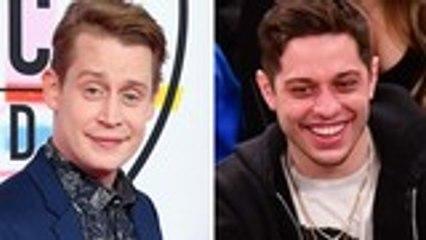 Macaulay Culkin to Star in 'American Horror Story,' Pete Davidson On Ariana Grande & More | THR News