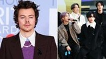 Harry Styles' Big Tour Announcement, BTS Cover Bruno Mars & More | Billboard News