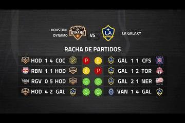 Previa partido entre Houston Dynamo y LA Galaxy Jornada 1 MLS - Liga USA