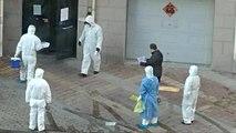 동북3성 일부 지역 한국 입국자 격리...'봉인' 표시 까지 / YTN