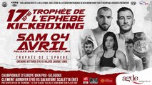 TEKB 17: Clement Adrover vs Salvatore Scaletta (Trailer)