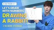 [Pops in Seoul] Drawing a rabbit with numbers (feat. Byeong-kwan)
