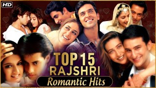 Rajshri Romantic Hits | Top 15 Rajshri Love Songs | Evergreen Love Songs | Bollywood Love Songs