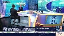 François Asselin (CPME): La CPME interpelle le gouvernement pour un soutien aux entreprises affectées par le coronavirus - 27/02