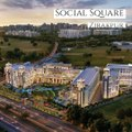 HLP Social Square ,  Commercial Property for Sale in Zirakpur ,  Cascade Buildtech