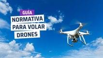 Esta es la normativa europea necesaria para volar drones de uso recreativo