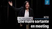 Municipales à Paris : Anne Hidalgo fustige «les partisans du retour en arrière»